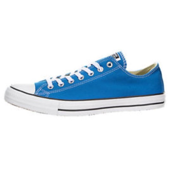 11493a84c7a7cb Converse Other - CONVERSE~Cyan Space All-Star Chuck Taylor Unisex